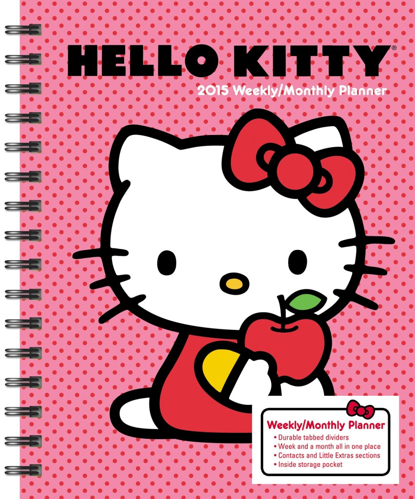 Hello Kitty Engagement Unique Calendars Blog 2020 2021