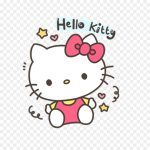 Hello Kitty Pink Png Download 10241024 Free
