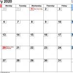 January 2020 Calendar New Calendar Collection 2019