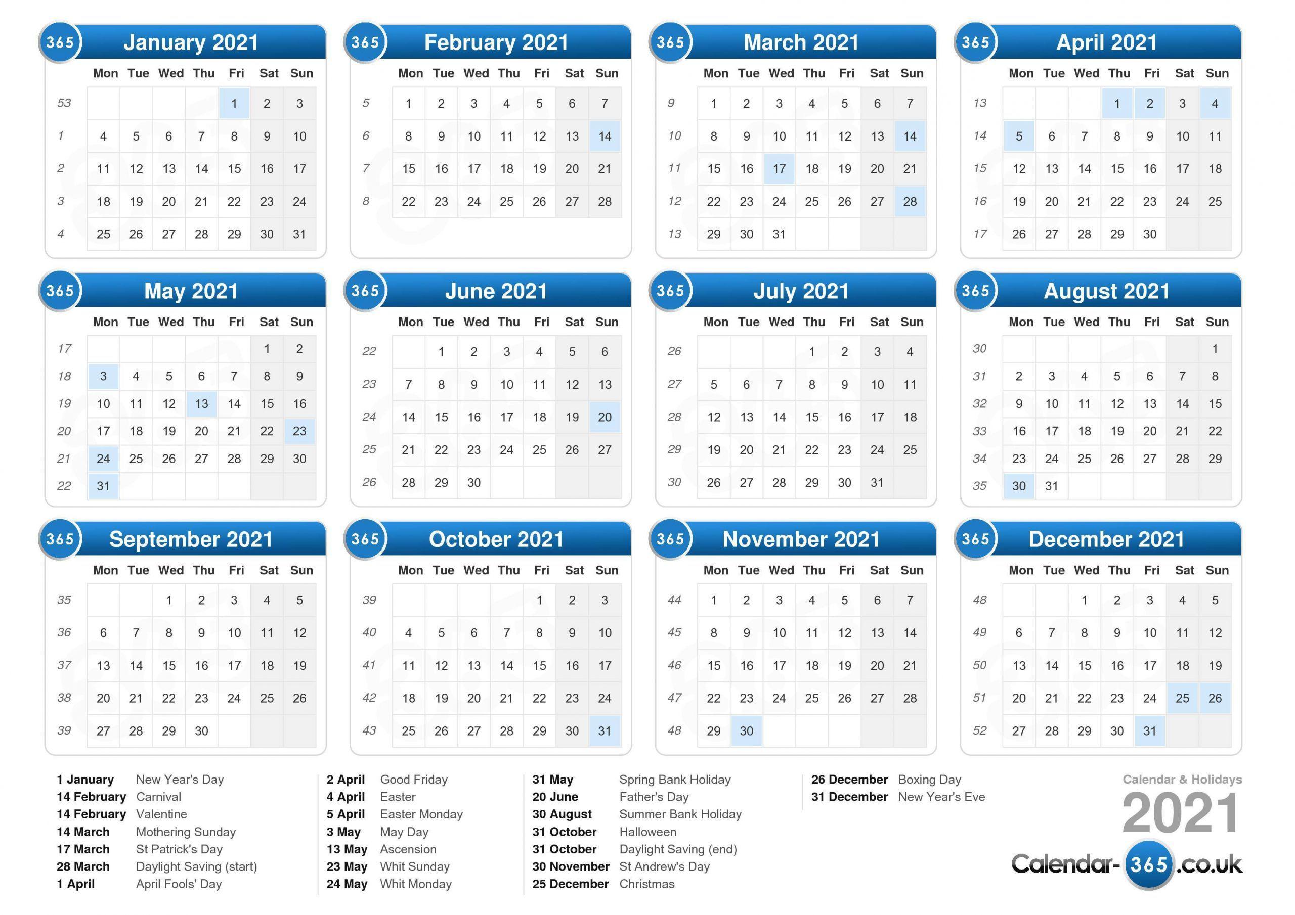 January February 2021 Calendar Uk In 2020 Calendar Uk