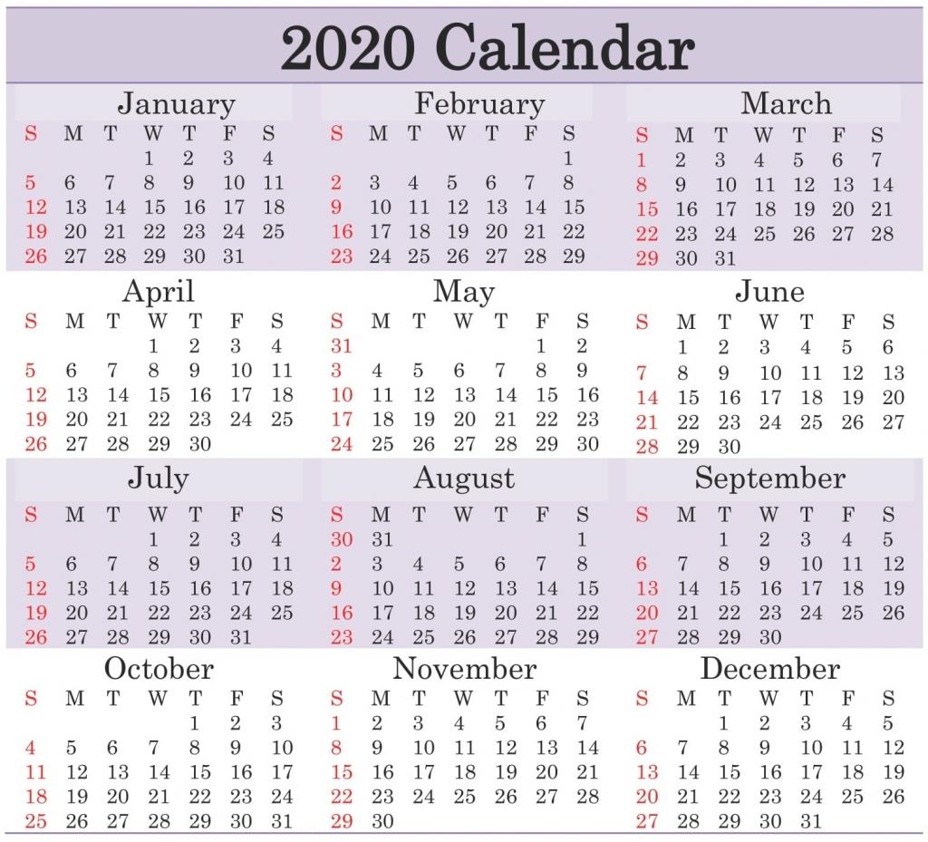 Julian Calendar 2020 Pdf Calendar Image 2020