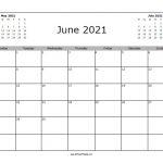 July 2021 Calendar Free Free Calendar Design For You
