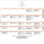 June 2017 Family Events Calendar Nexthome Element Realty