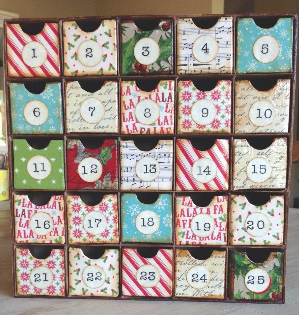 Karen Foster Countdown Calendar Calendar Image 2020 1