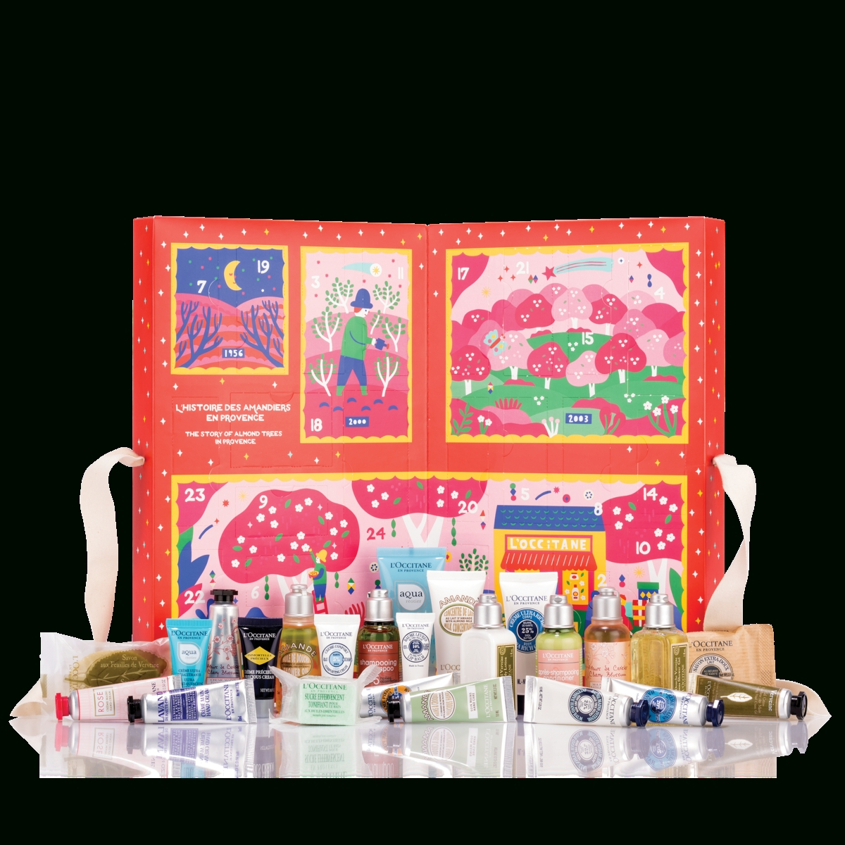 L Occitane Advent Calendar 2021 Avnitasoni