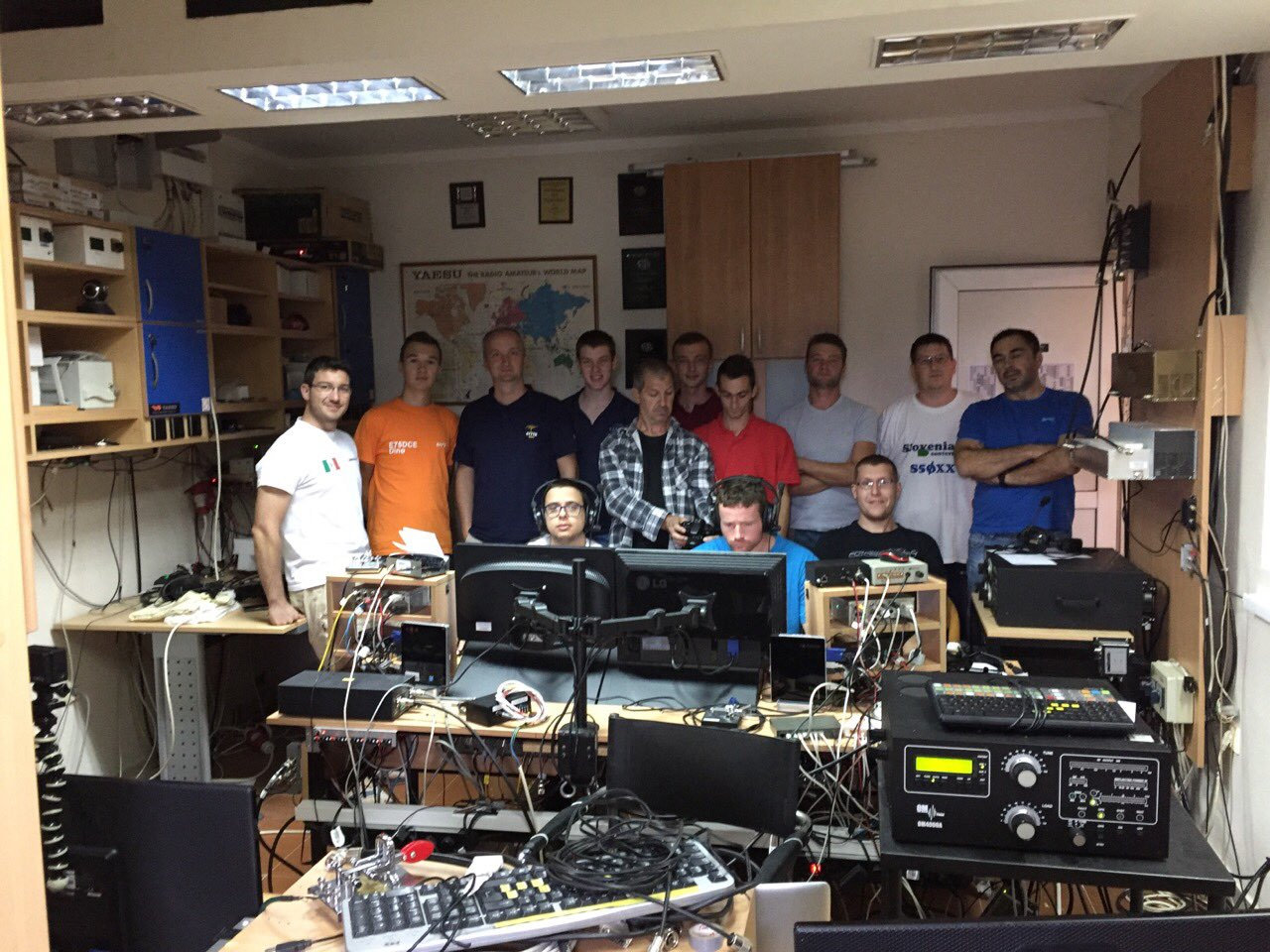 Latest News From 4o3a Super Station Youngsters On The Air