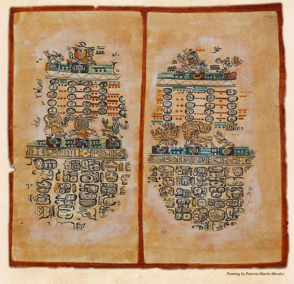 Mayan Calendar Year Zero Ten Free Printable Calendar