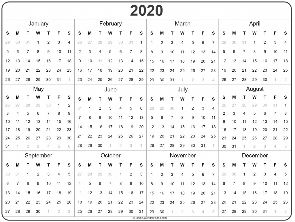 Microsoft Online Yearly Calendar Templates Wallet Size