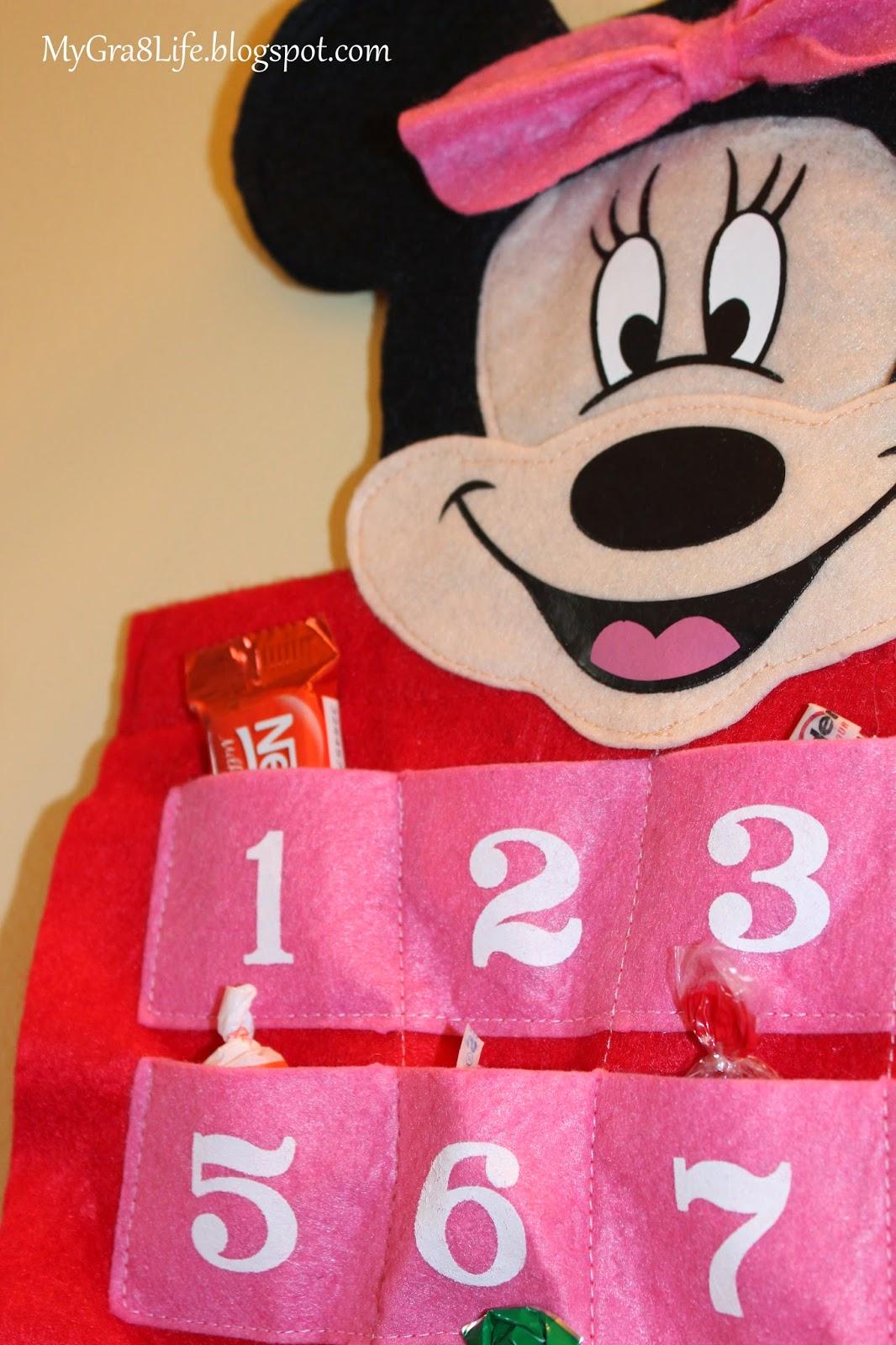 My Gra 8 Life Diy Disney World Countdown Calendar