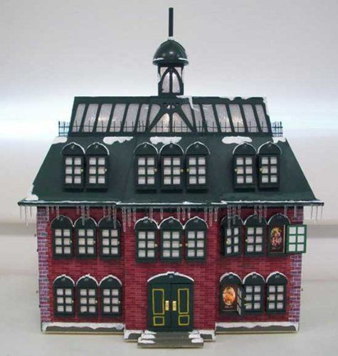 National Lampoons Christmas Vacation Advent House Calendar 1