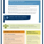 navigating medicare infographic