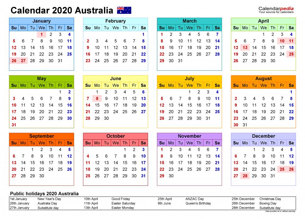 Online Day Counter Calendar 2020 Calendar Template 2020