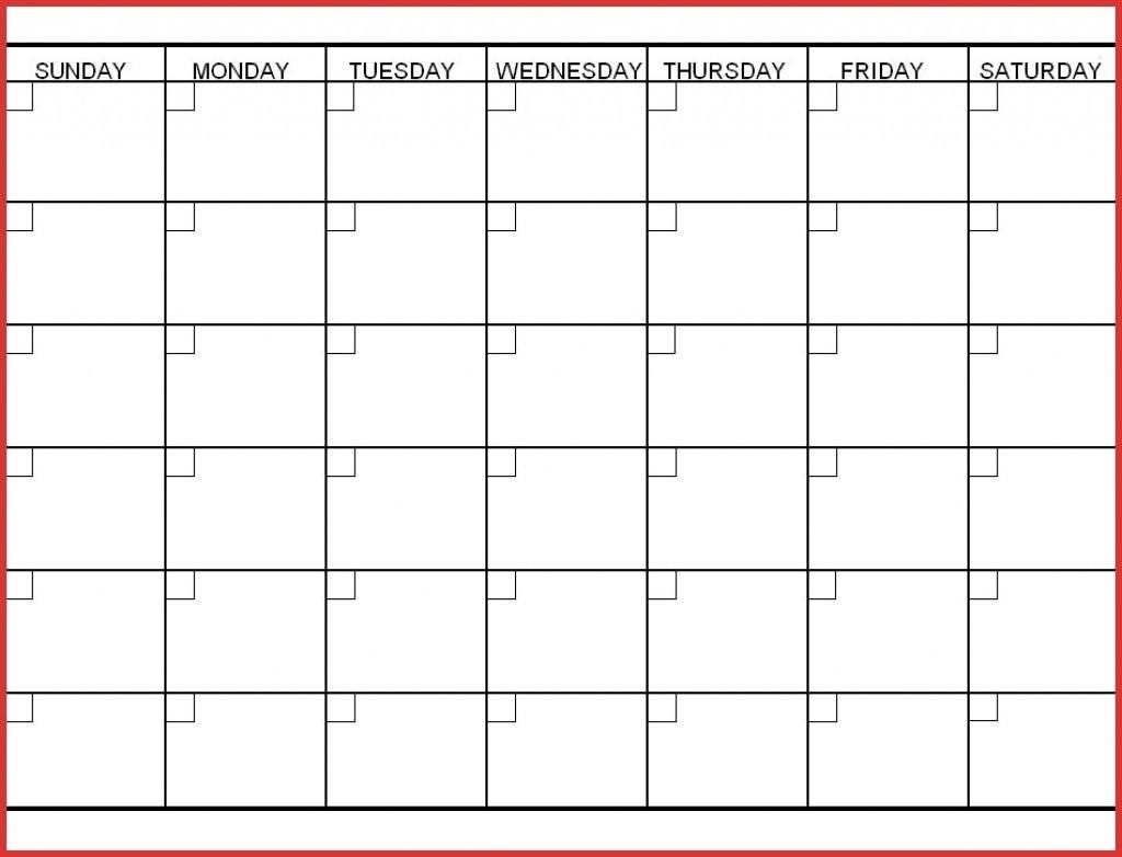 Print 6 Week Calendar Ten Free Printable Calendar 2020 2021