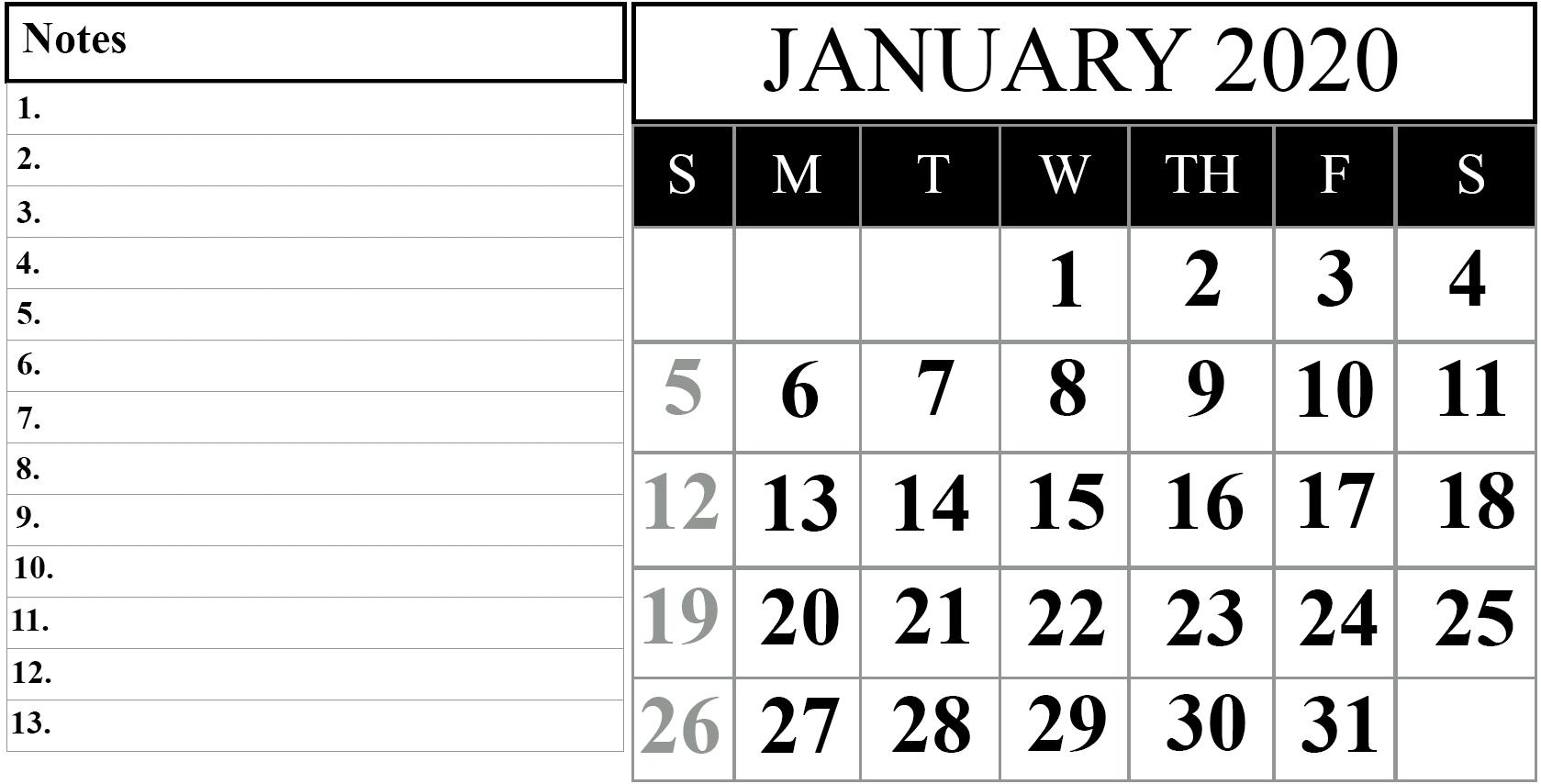 Print Calendar Using Iphone Month Calendar Printable