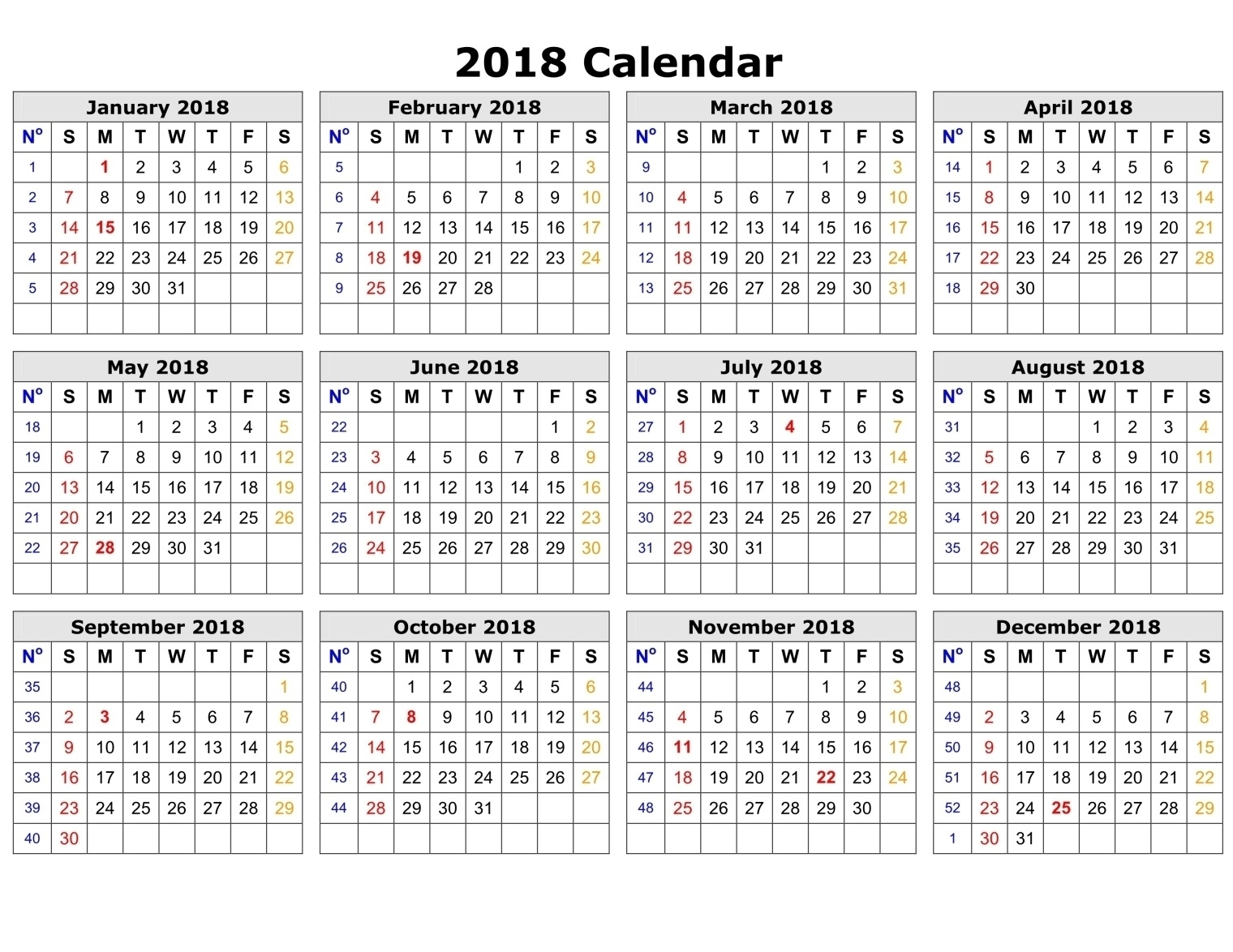 Printable Calendar Time And Date Ten Free Printable