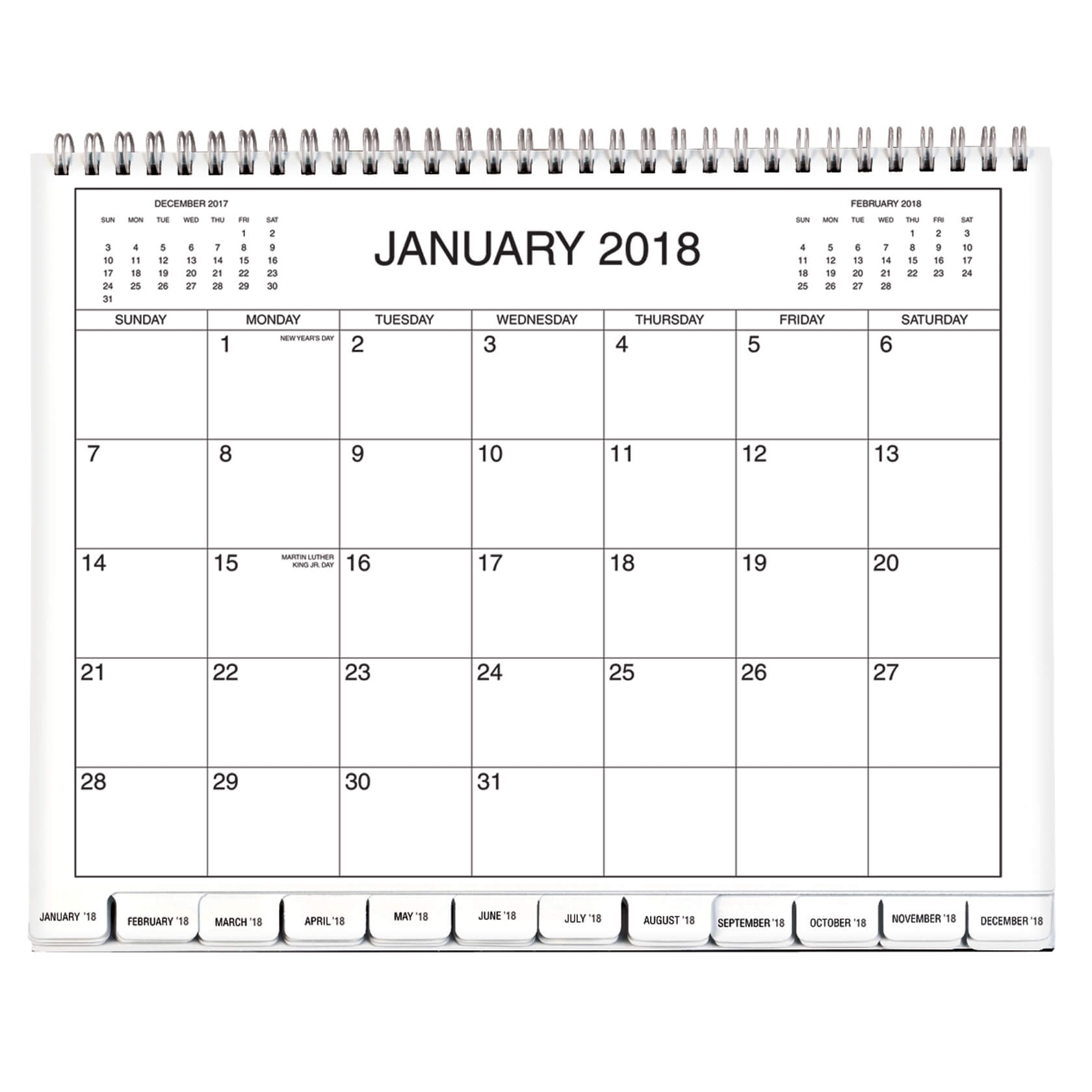 Printable Year Calendar 2019 2020 With Space To Write