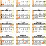 Quadax 2020 Julian Calendar Calendar For Planning 2