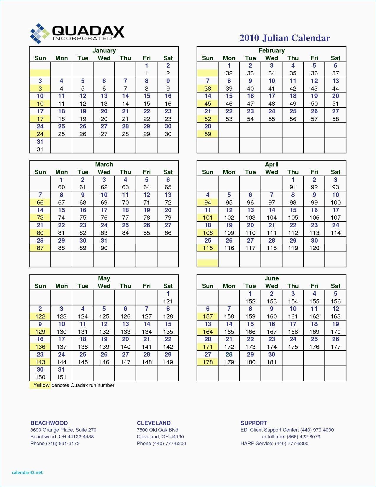 Quadax 2020 Julian Calendar Calendar For Planning 3