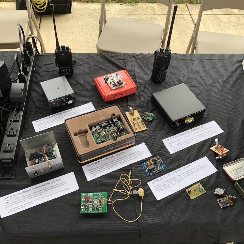 Rarc At The 2018 Rva Makerfest Richmond Amateur Radio Club