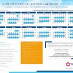 Republic Services Recycling Schedule Calendar Calendar