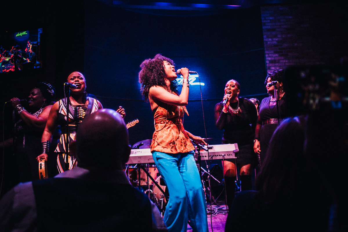 Review And Photos Liv Warfield Judith Hill And Shelby J