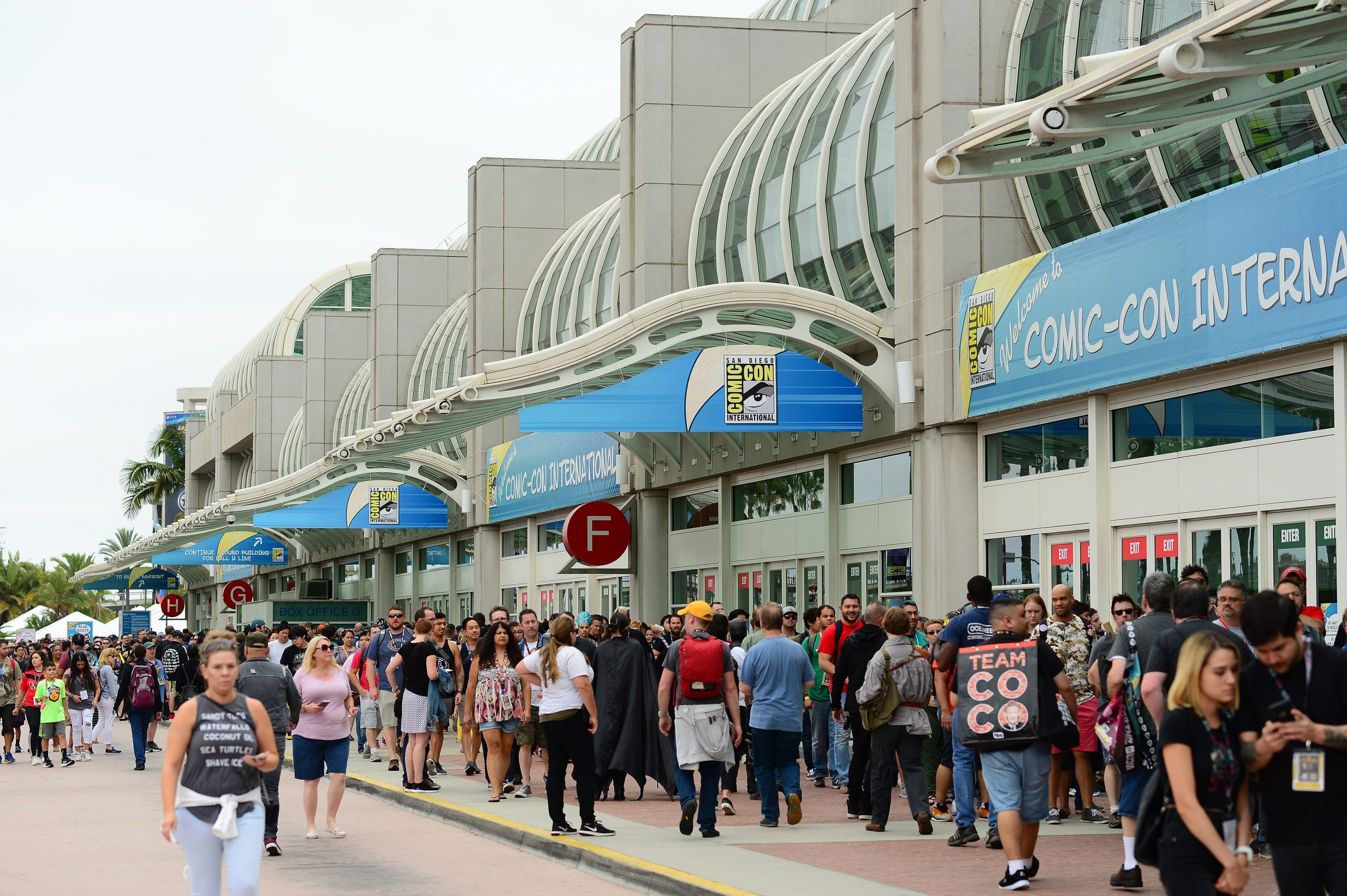 San Diego Comic Con Canceled Next Sdcc Will Take Place In