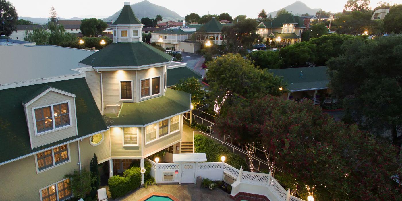 San Luis Obispo Hotel Photo Gallery Apple Farm Inn