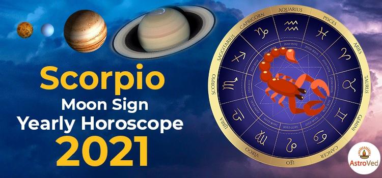 Scorpio 2021 Horoscope Predictions