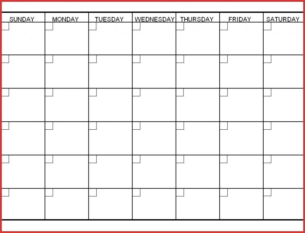 Six Week Calendar Nadi Palmex Co 6 Week Blank Calendar