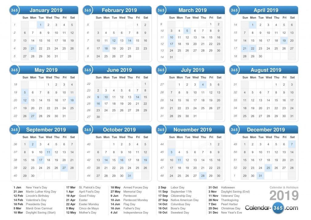 Ssi Payment Calendar 2019 Calendar Image 2020