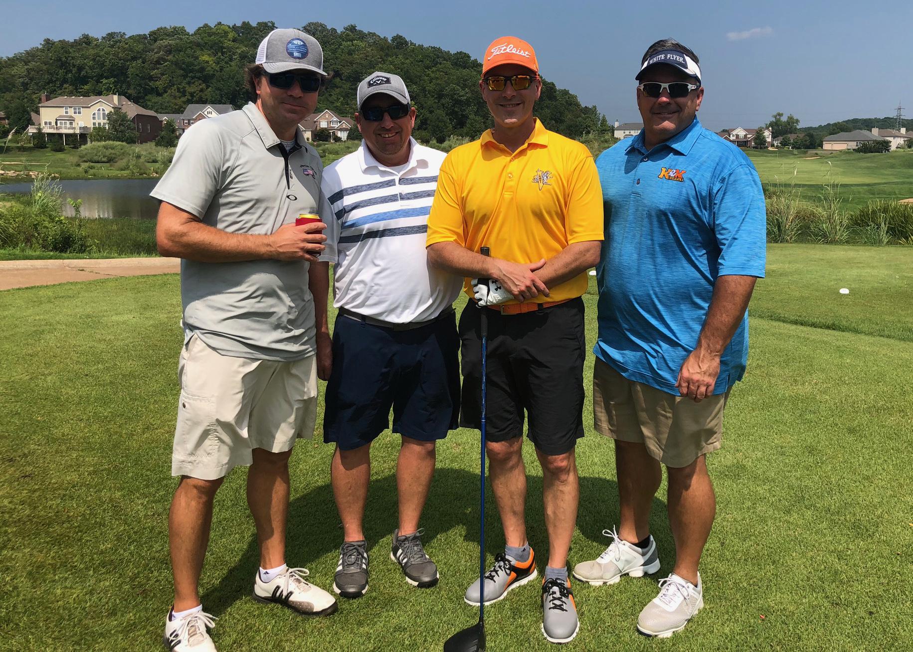 St John Vianney High School 2018 Alumni Golf Classic Recap 2