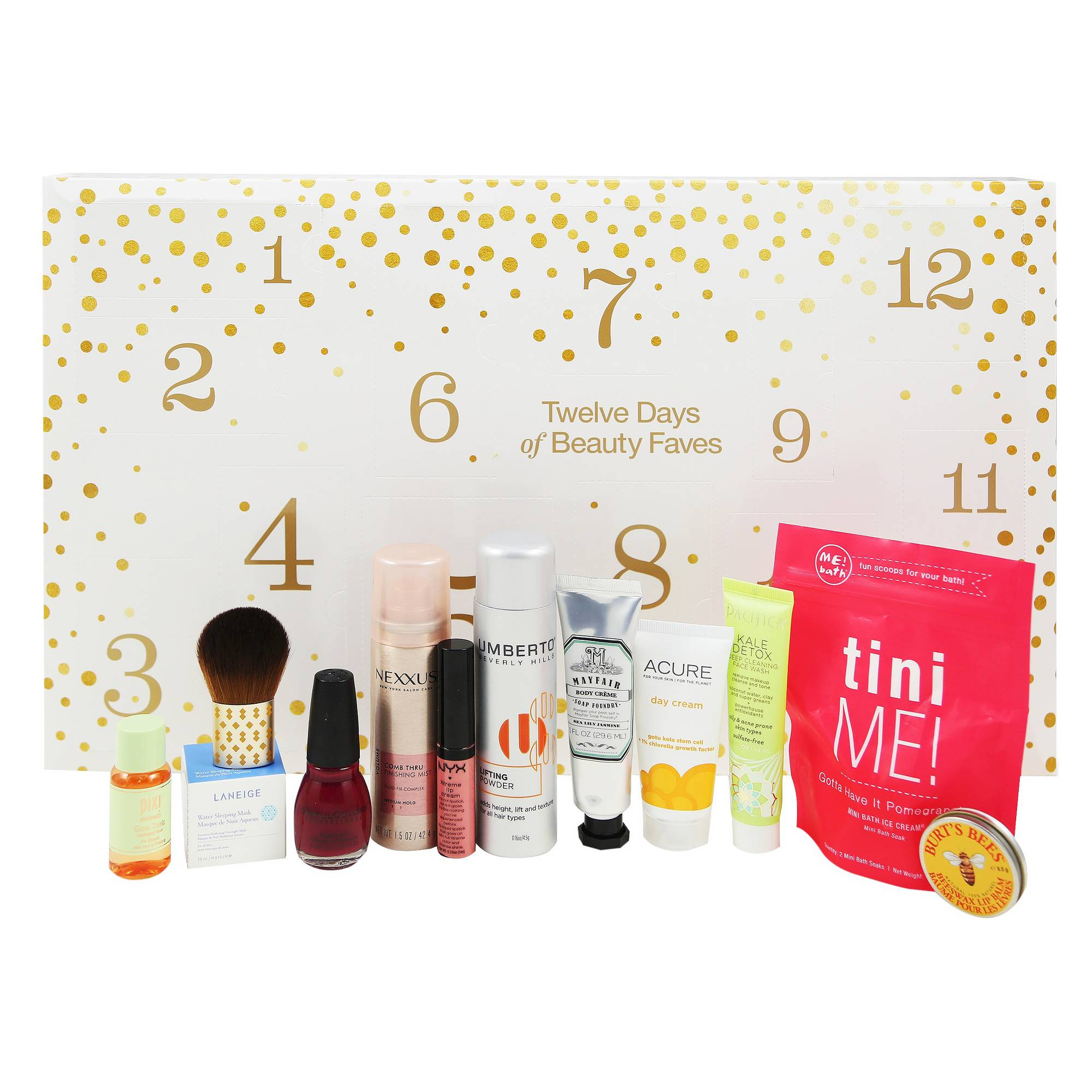 Target 12 Days Of Beauty Faves Advent Calendar Available