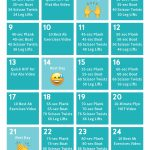 The 30 Day Abs Challenge 30 Day Ab Challenge Workouts