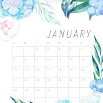 The Best Free Printable 2018 Calendars Thesassylife