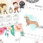 the complete 2018 printable calendars collection the