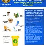 Town Oyster Bay Sanitation Calendar Printable Calendar