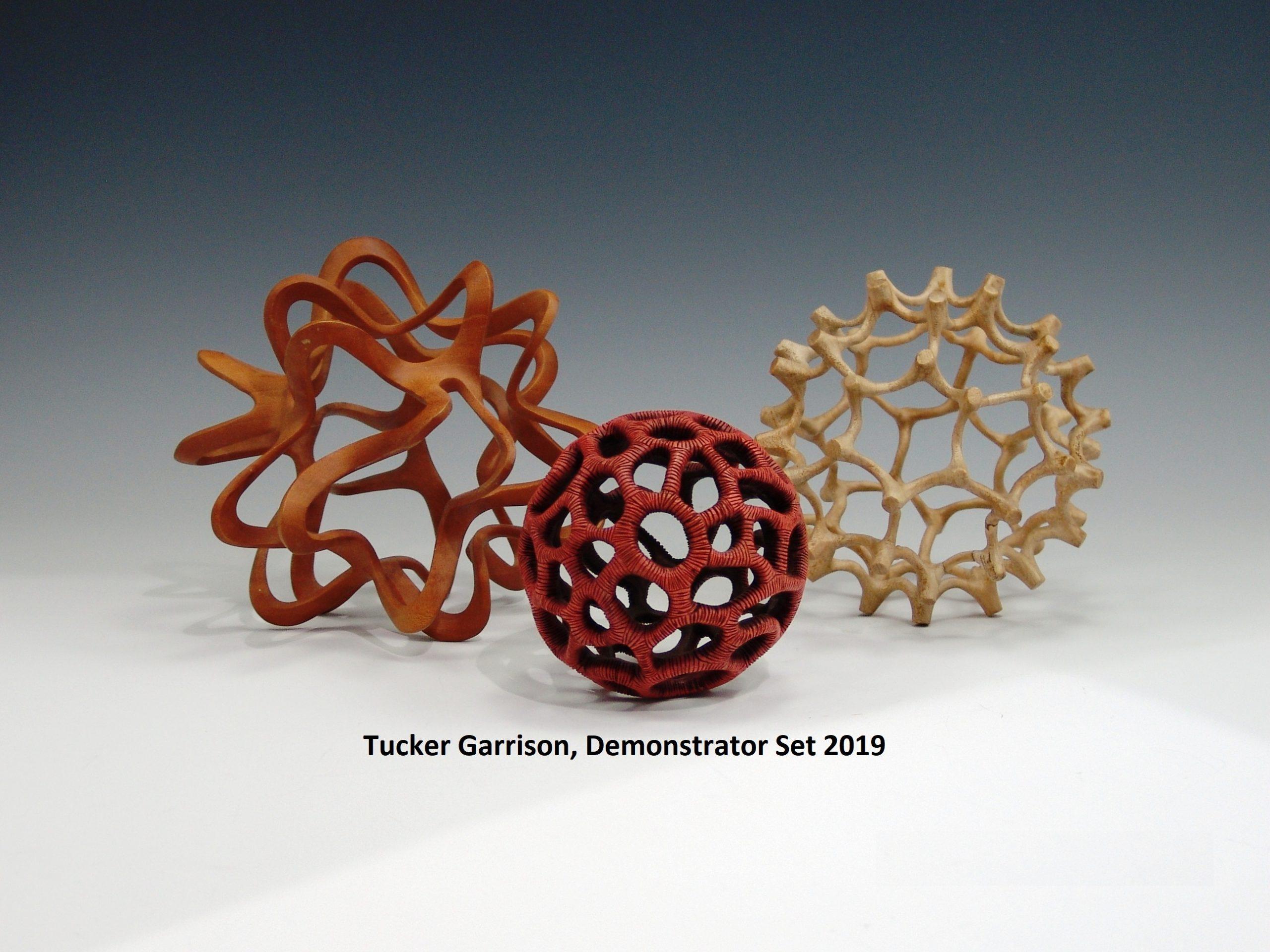 Tucker Garrison Set 02 2019 Carolina Mountain Woodturners