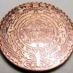Twelve Ounce Aztec End Is Near 2012 999 Pure Copper