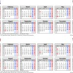 Two Year Calendars For 2018 2019 Uk For Pdf Qualads