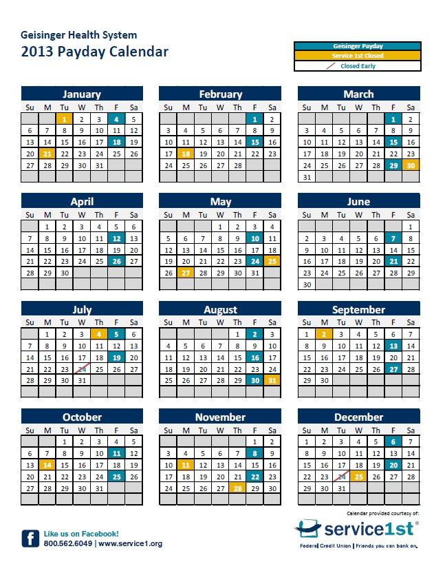 Usda Aphis Pay Period Calendarf 2016 Calendar Template 2019