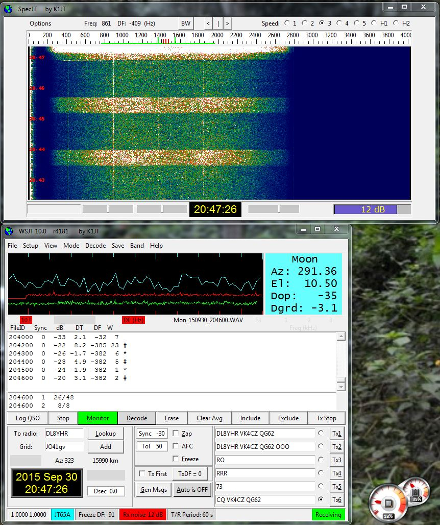 Vk4cz 50mhz And Contest Amateur Radio Station 1