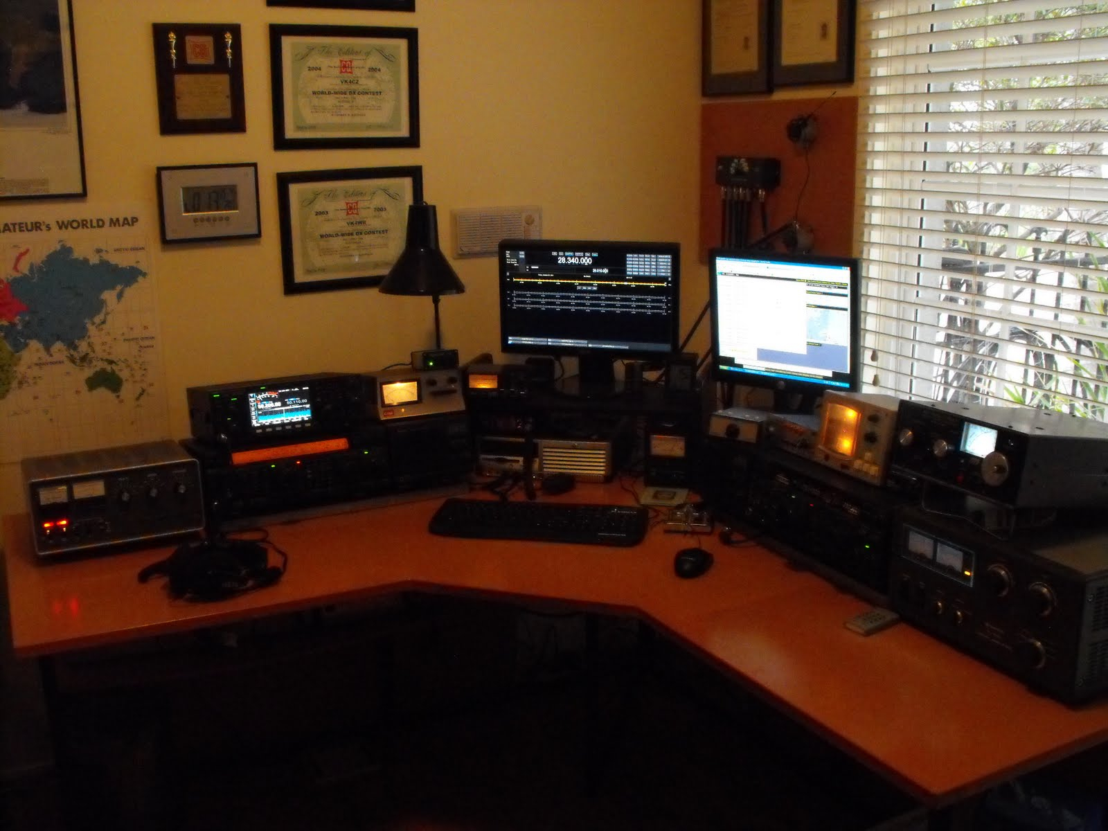 Vk4cz 50mhz And Contest Amateur Radio Station