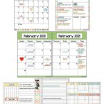 Watch 2020 2021 Calendar Printable And Editable With Free