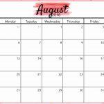 Waterproof Printable Calendars Get Free Printable