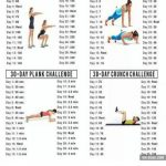 we challenge you 30 day squat challenge beginner push up