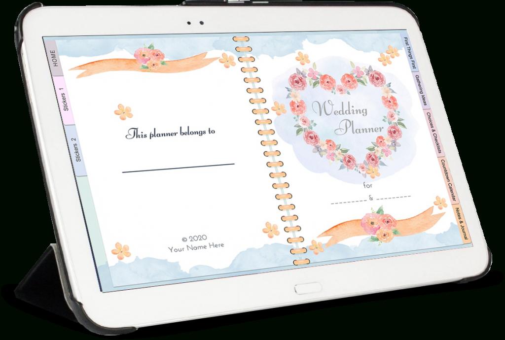 Wedding Planner Createful Journals