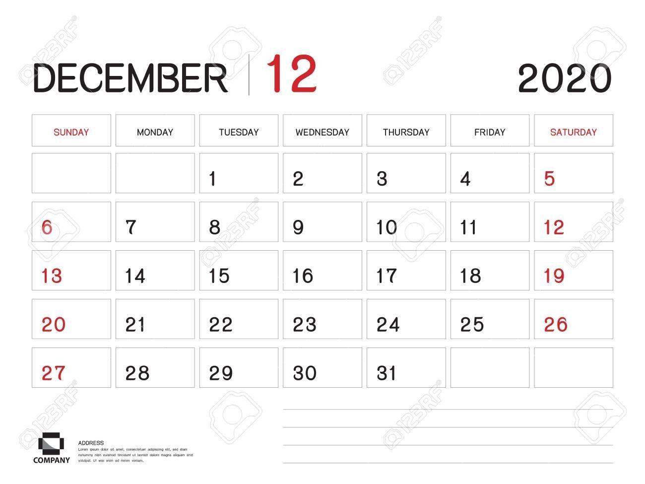Week 8 Calendar 2020 Month Calendar Printable