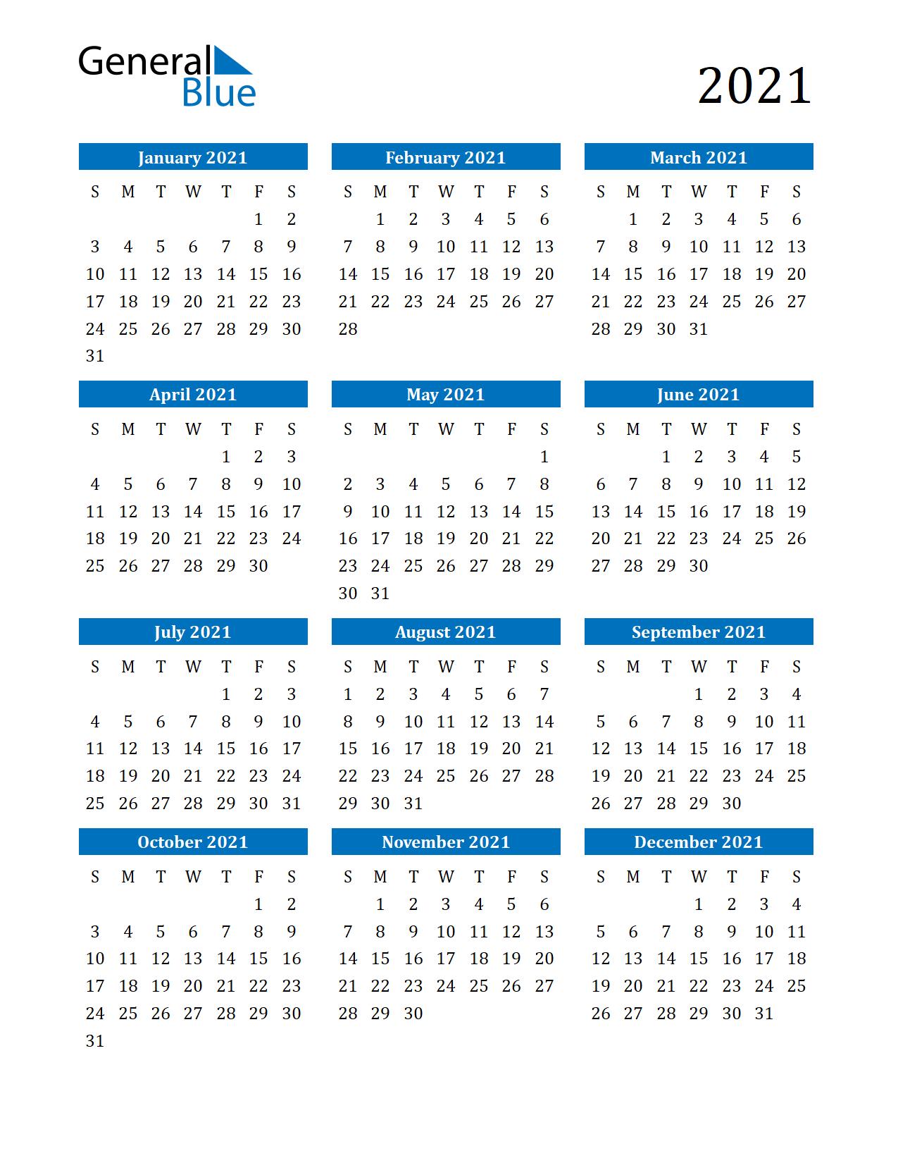 Weekly Calendar 2021 Printable March