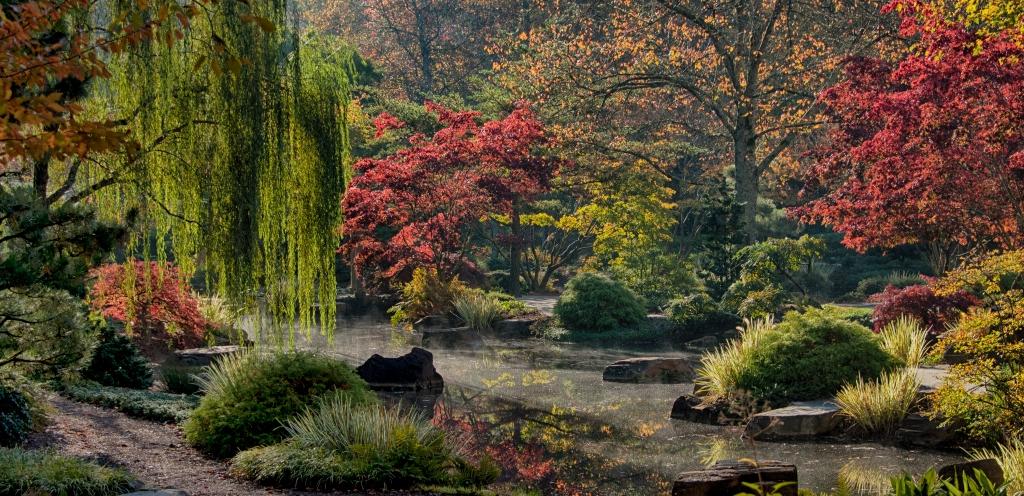 World Class Garden North Ga Destinations Gibbs Gardens