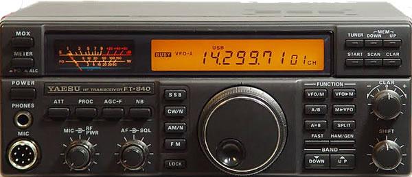 Yaesu Ft 840 Modification For 27mhz Ham And Cb Radio